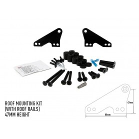 LAZER LAMPS roof mounting kit 47mm with rails