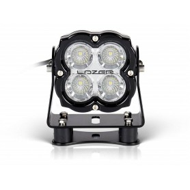 Lazer Lamps Utility quad-core damping system