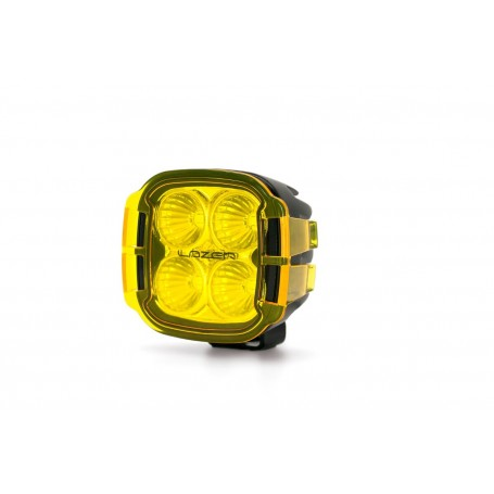 Lazer Lamps Vorsatzlinse Gelb 0° Utility25