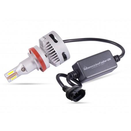 LED headlight set lowbeam PLL H11 - H16
