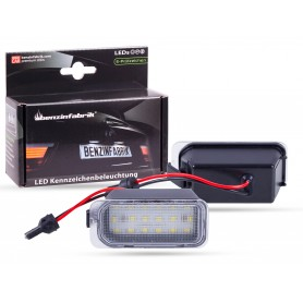 LED numberplatelight set CAN-bus E-marked FORD Ranger 2015+