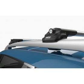 TURTLE Ford Ranger Dachträger Set für Reling