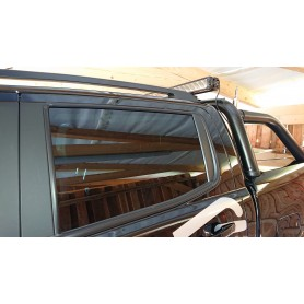 Ford Ranger 2012+ precisely fitting tinting film set
