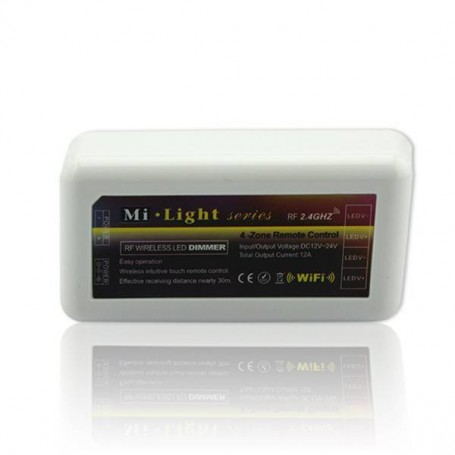 LED Funk Dimmer 2.4Ghz RF WiFi