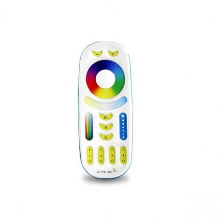RF-remote control RGB+CCT