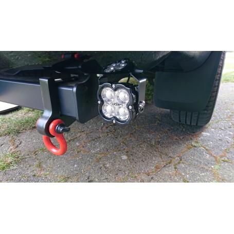 Ford Ranger shackle holder & shackle set 70x70mm