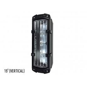 Lazer Lamps Vorsatzlinse 15° vertikal Triple-R Gen2