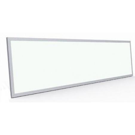 LED Panel EPISTAR 30x120cm 40W silber