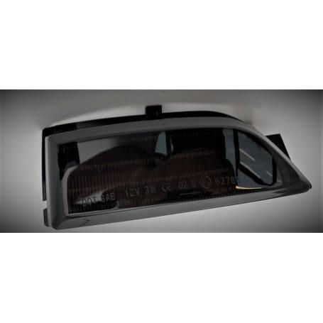 LED Dynamic mirror indicators FORD Ranger 2012+/Raptor smoke black