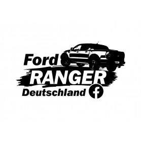 Ford Ranger Deutschland Facebook Gruppenlogo