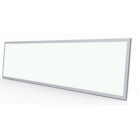 LED Panel EPISTAR 30x150cm 45W silber