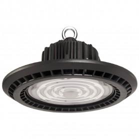 LED UFO Hallenstrahler 100W 145Lm/W K4000-K6000  0-10V dimmbar