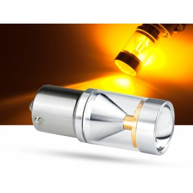 LED CAN-Bus PY21W Leuchtmittel orange (Blinker vorn)