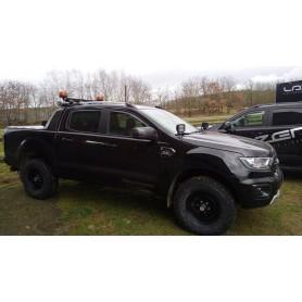copy of Ford Ranger Bonnet Light Brackets