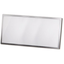 LED Panel EPISTAR 60x120cm 72W silber