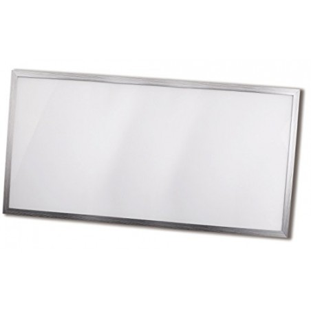 LED Panel EPISTAR 60x120cm 72W silver