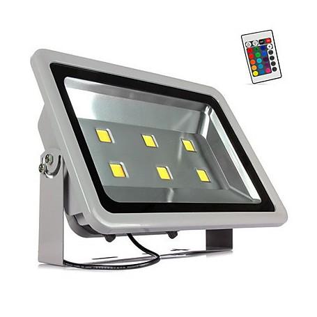 LED Flutlicht 300W RGB IP65 mit FB
