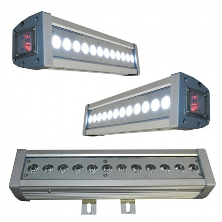 LED Wallwasher 12W DMX CREE K6000 IP65