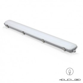 LED Feuchtraumleuchte Classic 45W 150cm