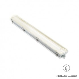 LED Feuchtraumleuchte Pro 24W 60cm