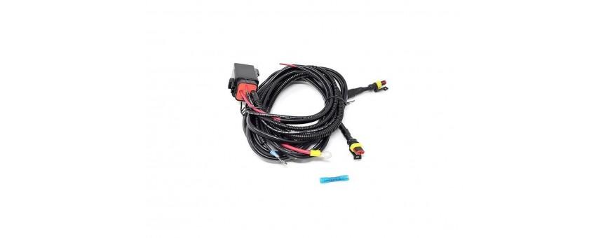 Lazer wiring kits