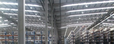 LED Industrial lighting